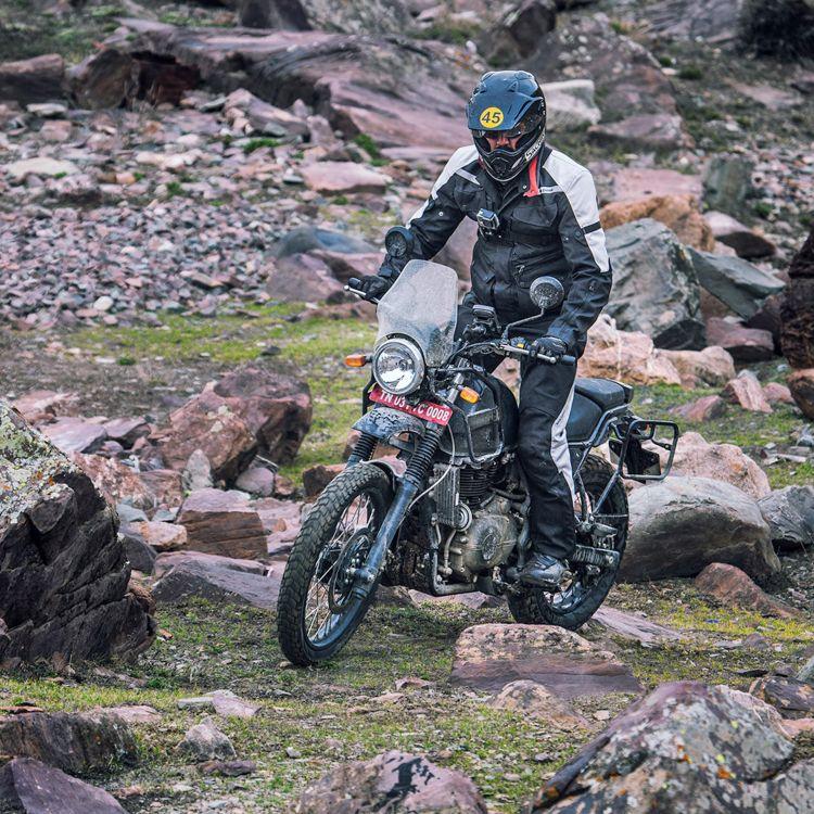 Moto Royal Enfield Himalayan 2021 2