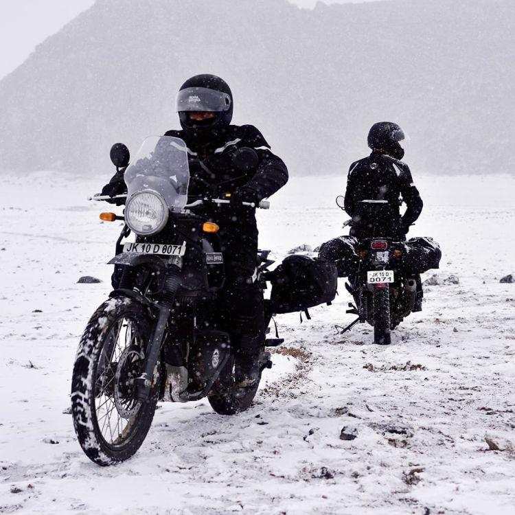Moto Royal Enfield Himalayan 2021 7