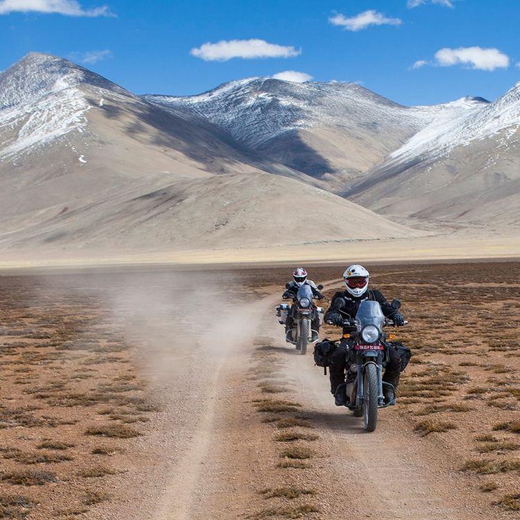 Moto Royal Enfield Himalayan 2021 8