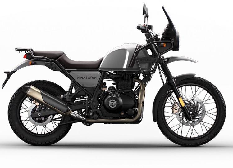 Moto Royal Enfield Himalayan 2021