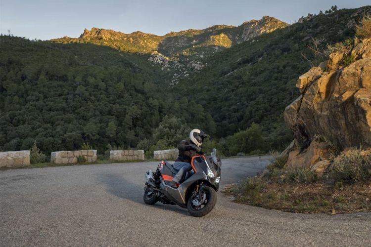 Moto Scooter Kymco Dt X360 Accion