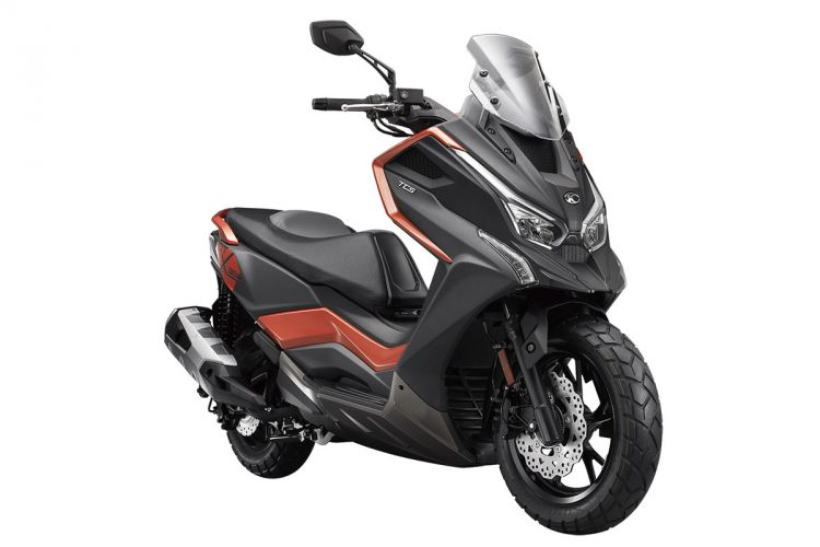 Moto Scooter Kymco Dt X360