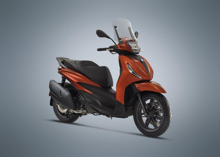 Moto Scooter Piaggio Beverly 400 S2