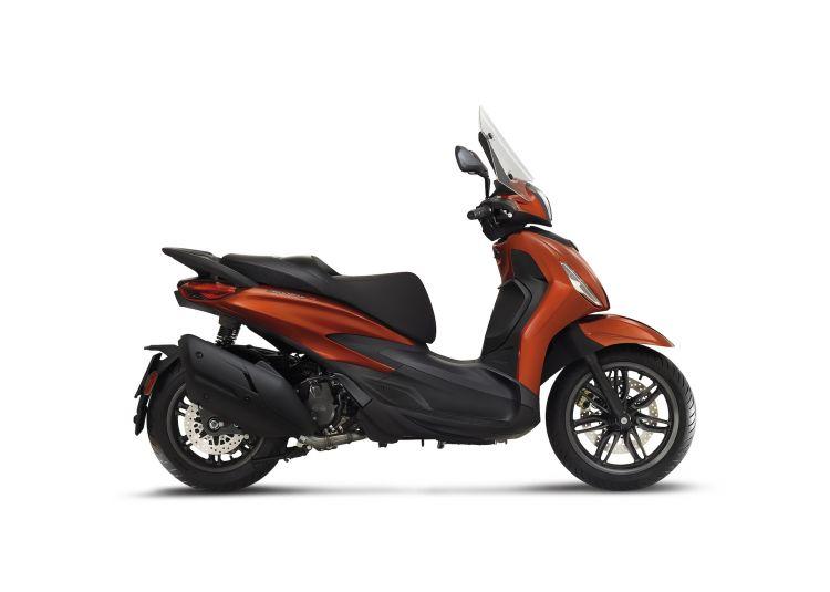 Moto Scooter Piaggio Beverly 400 S3