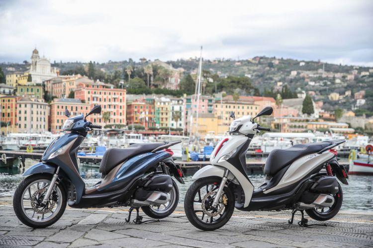 Moto Scooter Piaggio Medley 125 17