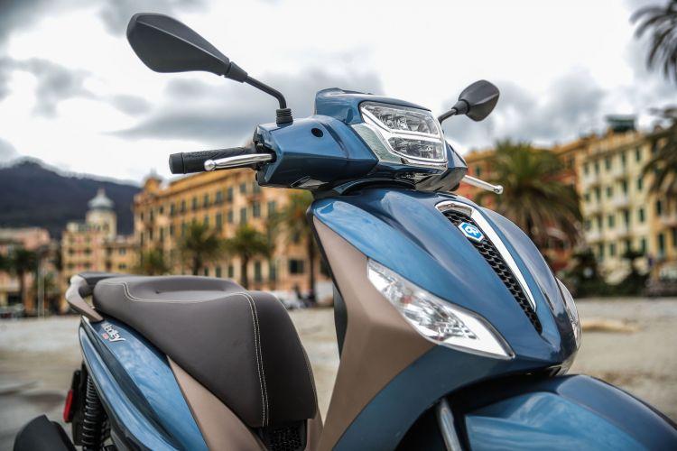 Moto Scooter Piaggio Medley 125 Detalles 24
