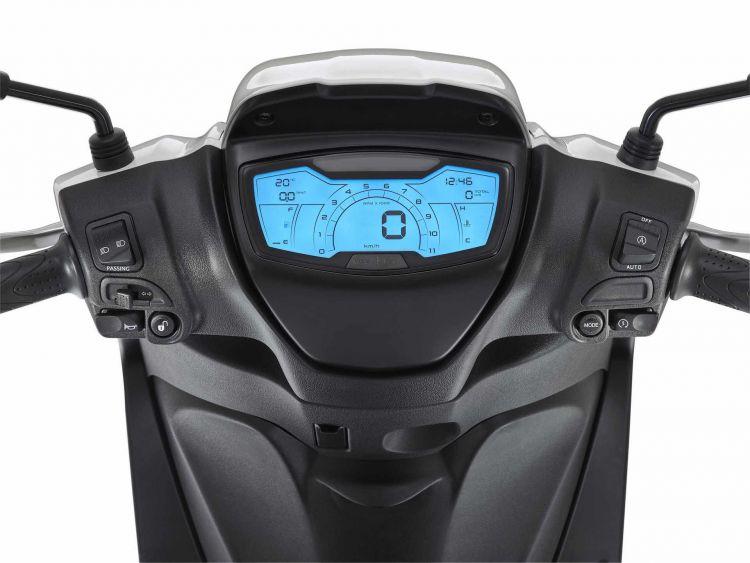 Moto Scooter Piaggio Medley 125 Detalles 5