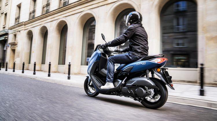 Moto Scooter Yamaha Nmax125 202124