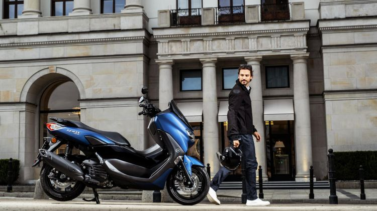 Moto Scooter Yamaha Nmax125 202125