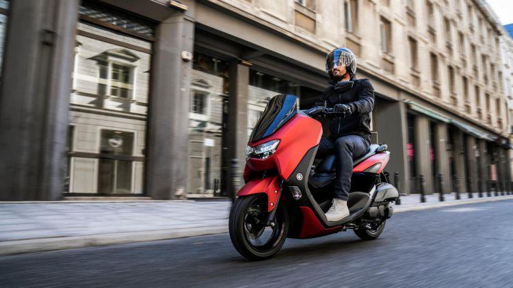 Moto Scooter Yamaha Nmax125 20217
