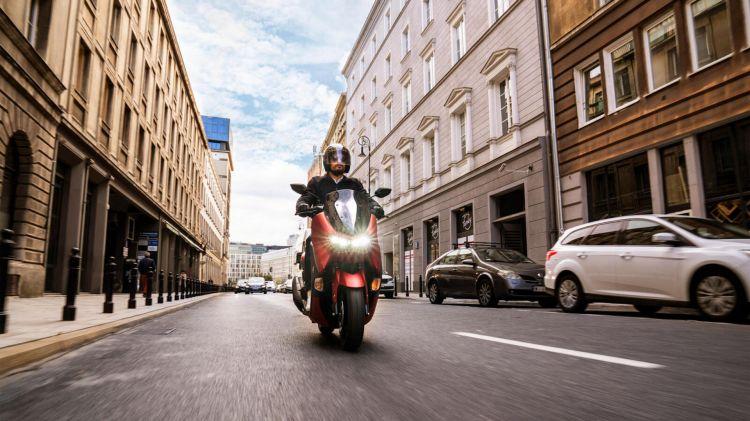 Moto Scooter Yamaha Nmax125 20219