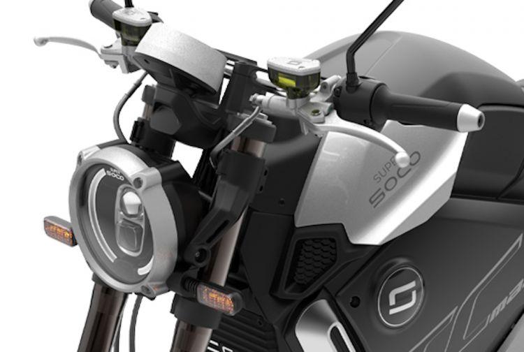 Moto Super Soco Tc Max 3
