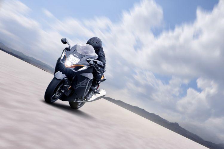 Moto Suzuki Hayabusa 2021 Accion 12