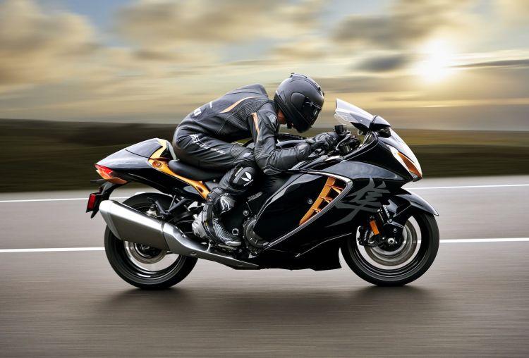 Moto Suzuki Hayabusa 2021 Accion 17