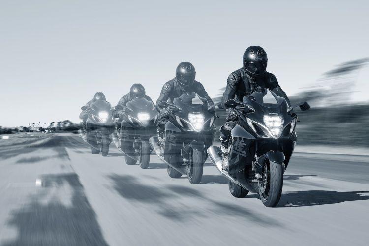 Moto Suzuki Hayabusa 2021 Accion 39