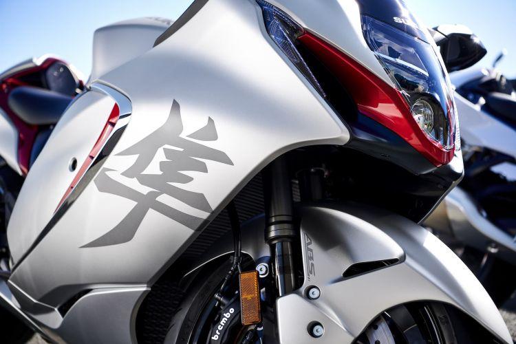 Moto Suzuki Hayabusa 2021 Accion 50