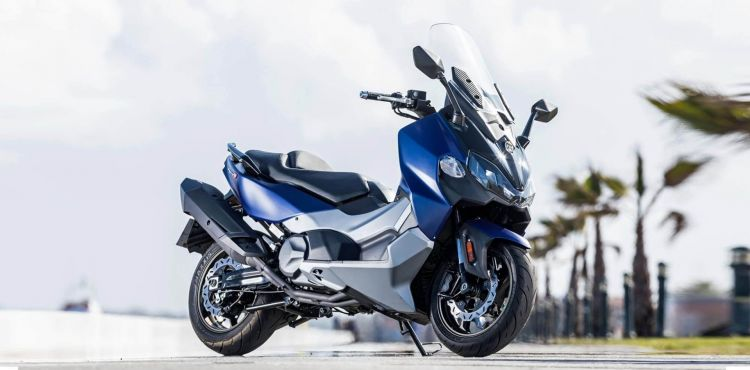 Moto Sym Maxsym Tl 500