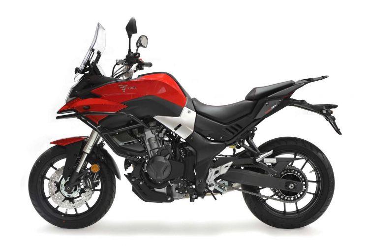 Moto Voge 500ds R 2021 2