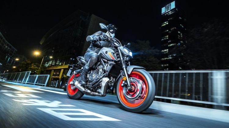 Moto Yamaha Mt07 2021 Accion2