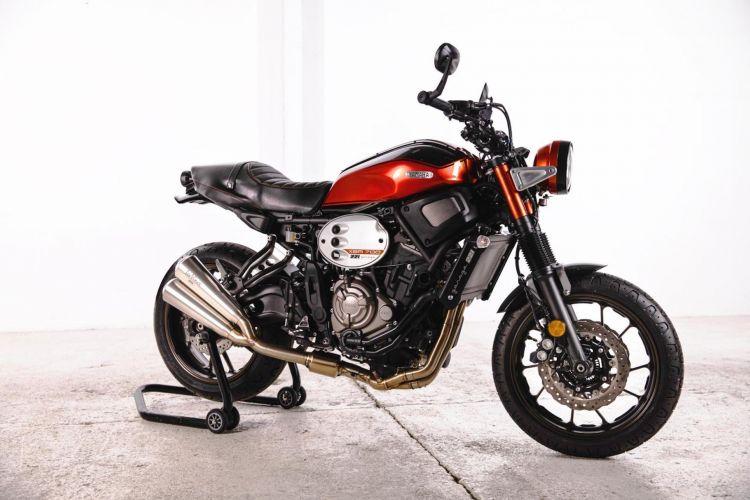 Moto Yamaha Xsr700 Italia