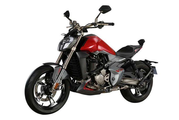 Moto Zontes Custom