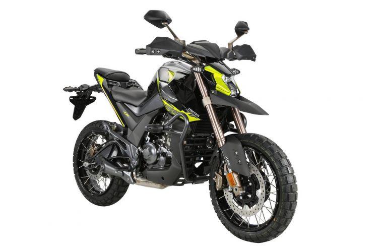 Moto Zontes U1 125 A 6