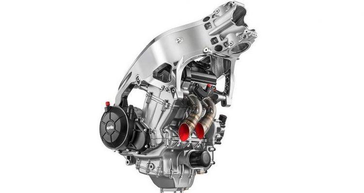 Motor Aprilia 660