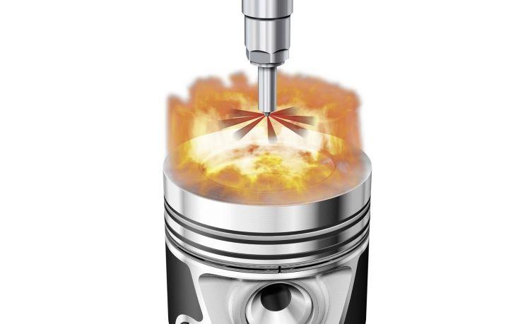 Motor Cilindro Inyector Diesel 0719 01