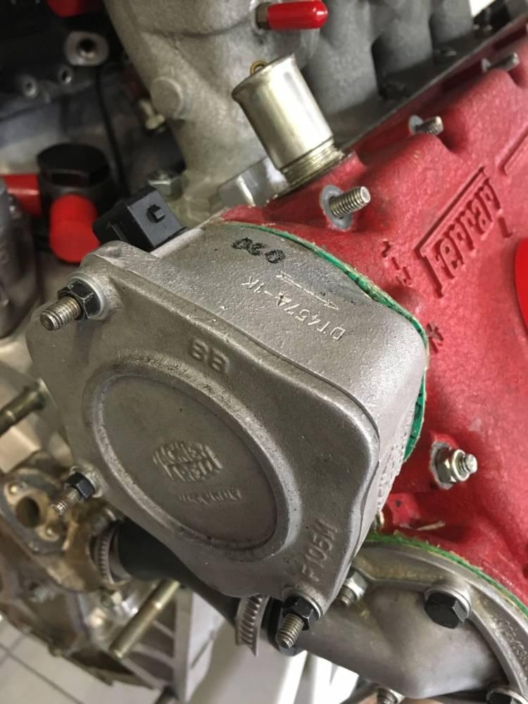 Motor Ferrari F40 10