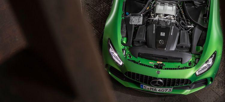 Motor Mercedes Detiene Diesel Gasolina
