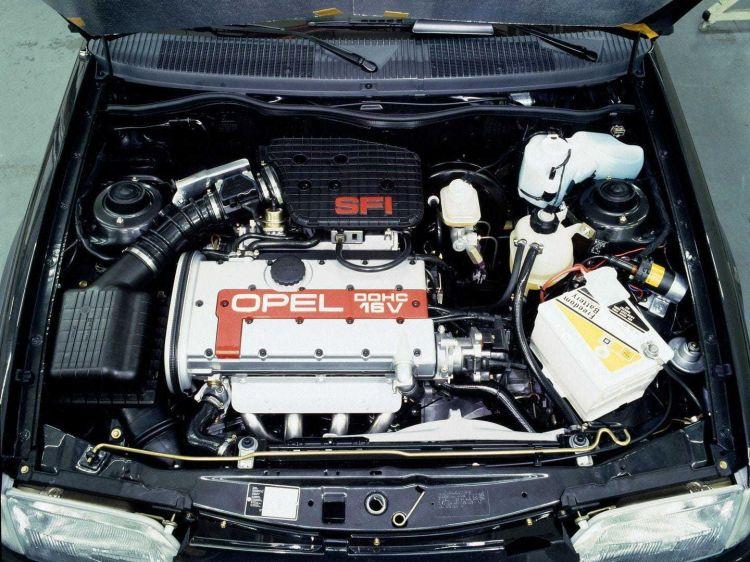 Motor Opel Kadett Gsi