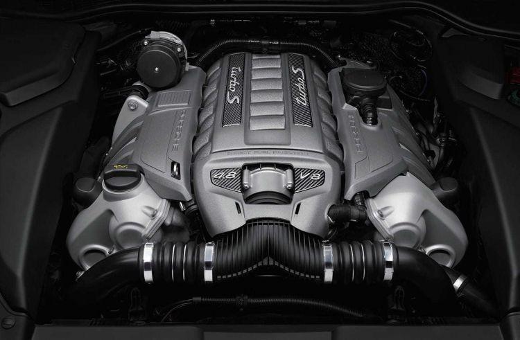 Motor Porsche Con Turbo