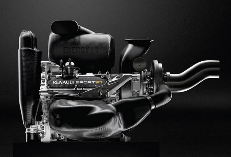 Renault Energy F1 V6