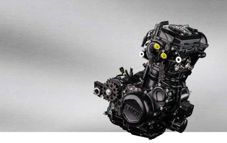 Motor Rotax Bmw F800gs
