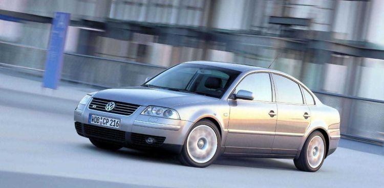 Motor W Volkswagen Passat W8 1220 01