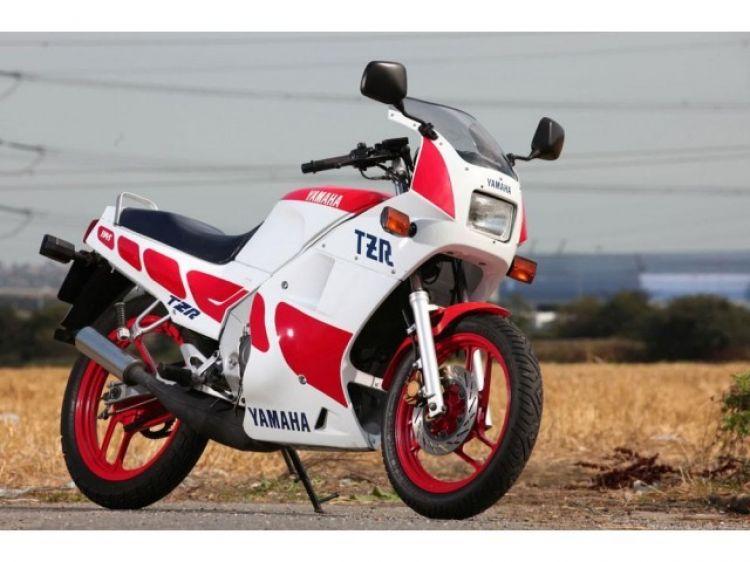 Motor Yamaha Tzr 80 1989 1991 En Venta