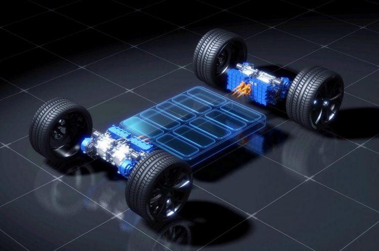 Motores Yamaha Coches Motor Electrico 02