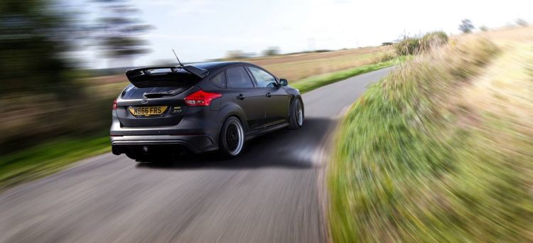 Mountune M400r Ford Focus Rs