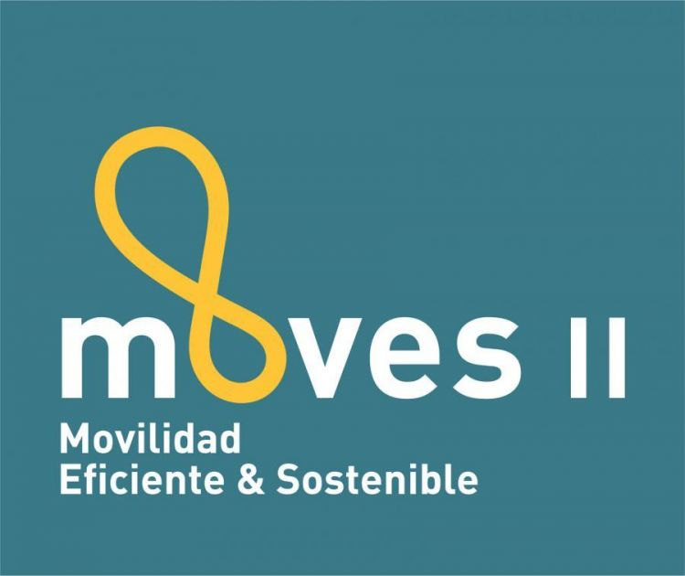 Moves Ii Color Fondo Azul