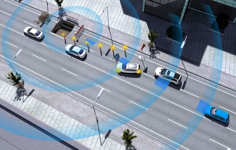 Movilidad Car2car