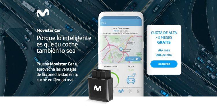 Movistar Car Coche Conectado 1b