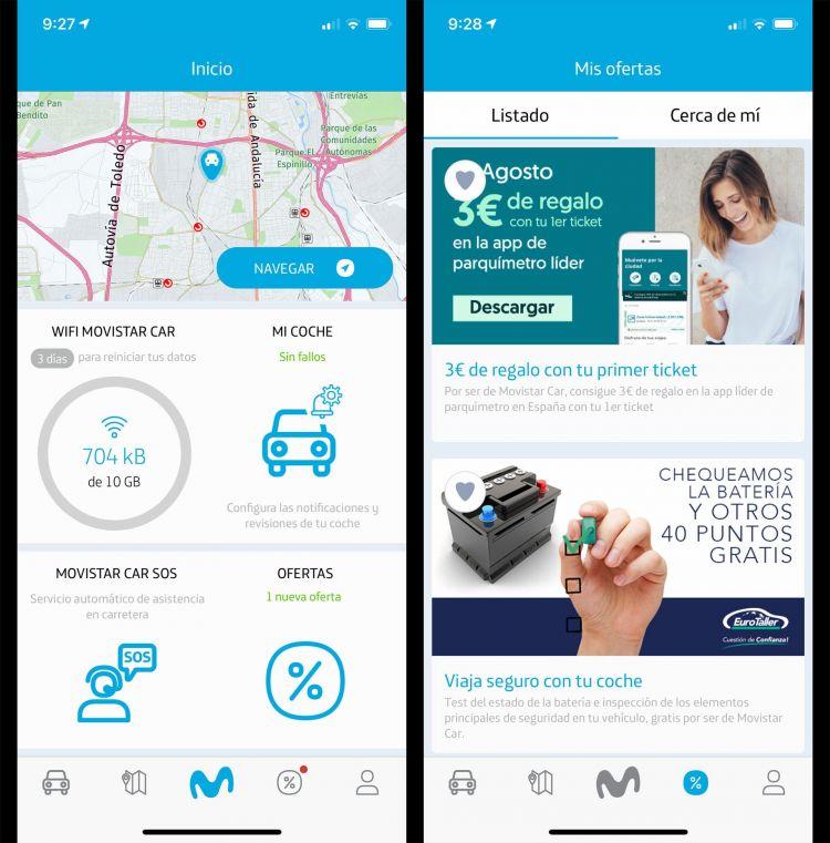 Movistar Car Coche Conectado Aplicacion 3
