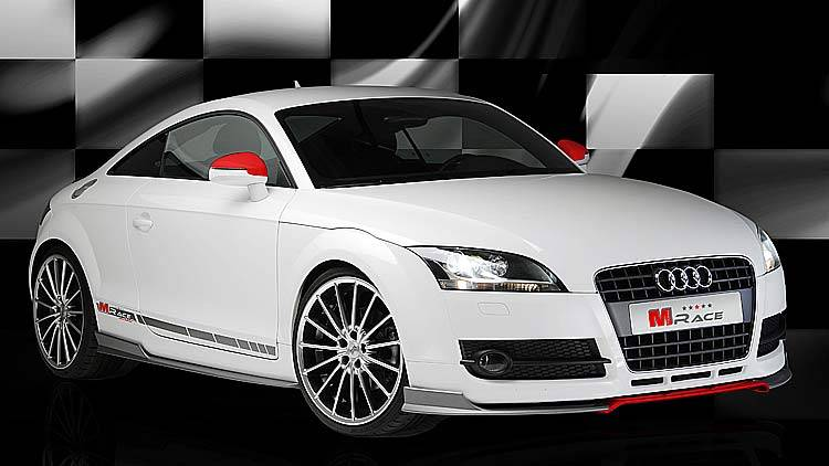 Audi TT Race por MS Design
