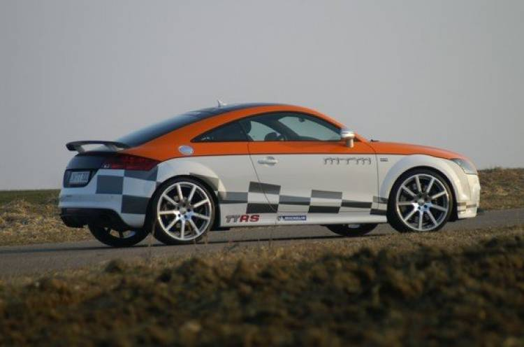 MTM Audi TT-RS Clubsport