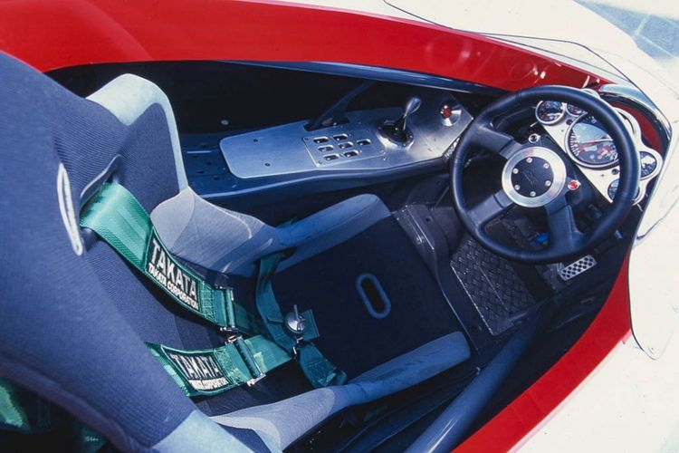 Mugen Ss2200 Honda S2000 8