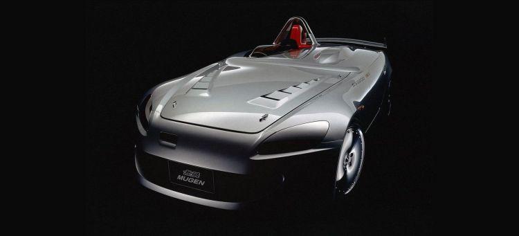 Mugen Ss2200 Honda S2000 P