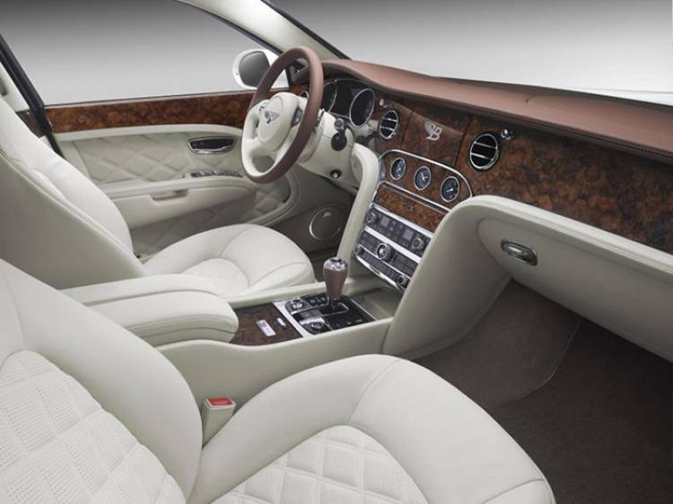 Bentley Mulsanne Birkindi