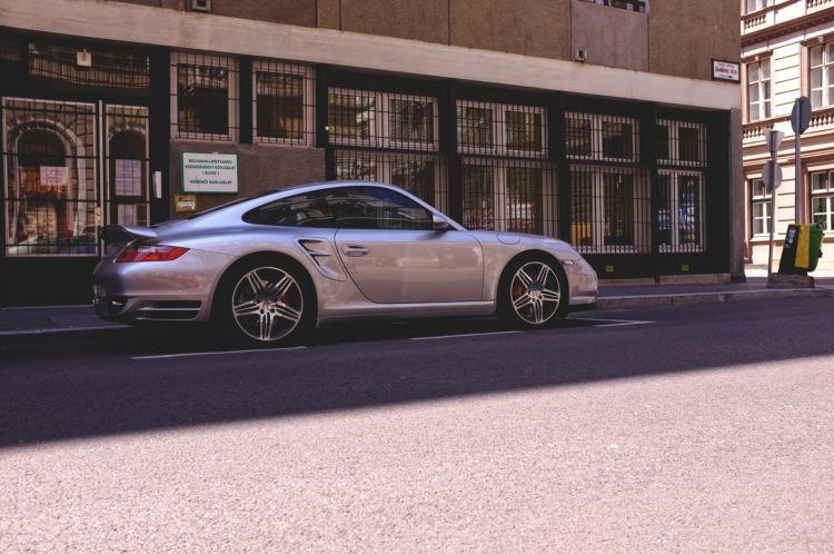 Multa Aparcar Minusvalidos Porsche 911 997