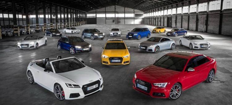 Multiopcion Coche Nuevo Audi Gama