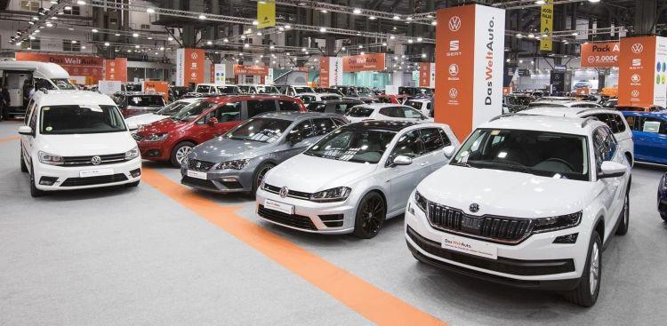 Multiopcion Coche Nuevo Volkswagen Concesionario